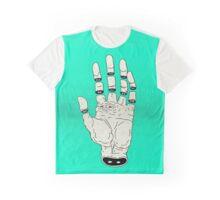 THE HAND OF DESTINY / LA MANO DEL DESTINO Graphic T-Shirt
