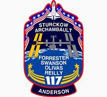 STS-117 Mission Logo Unisex T-Shirt