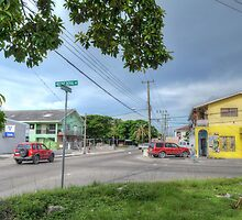 Mount Royal Avenue & Wulff Road in Nassau, The Bahamas by Jeremy Lavender Photography