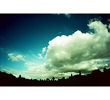 Mother Sky Photographic Print