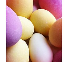 Chocolate eggs by Winternator