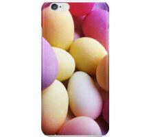 Chocolate eggs iPhone Case/Skin