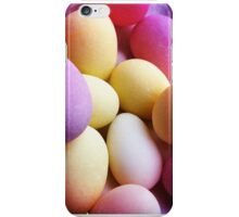 Chocolate eggs iPhone Case/Skin