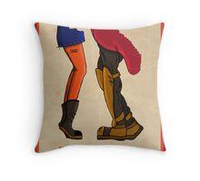Pond & Williams Throw Pillow