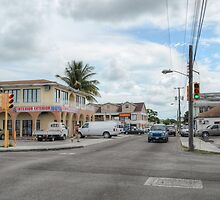 Mount Royal Avenue in Nassau, The Bahamas by Jeremy Lavender Photography
