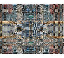port merge Photographic Print