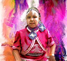 Girl Echo Mohawk-Canada by bbzulu
