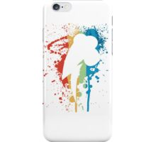 RD Paint Drops iPhone Case/Skin