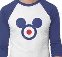 Mickey Mod Men's Baseball ¾ T-Shirt