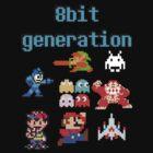 8bit generation  by caocaoism