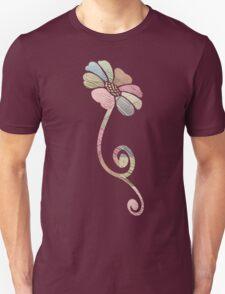 AN Yarn Flower T-Shirt
