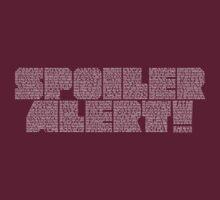 Spoiler Alert! by Keenan McCuller