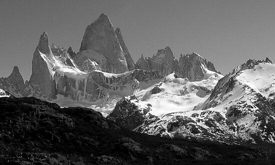 Patagonia by stevefinn77