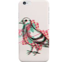 Party Pigeon iPhone Case/Skin