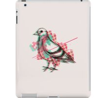Party Pigeon iPad Case/Skin