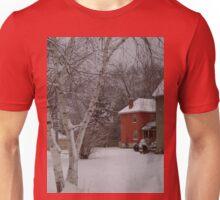 URBAN WINTER (1) Unisex T-Shirt