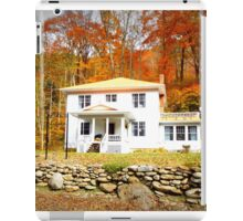 Country Home (for challenge) iPad Case/Skin