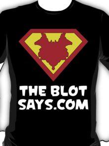 The Blot Shield (White) T-Shirt