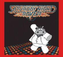 Saturday Night Raver Kids Tee