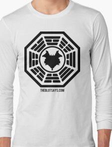 The Blot Initiative (Black) Long Sleeve T-Shirt