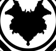 The Blot Initiative (Black) Sticker