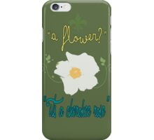 Cherokee Rose iPhone Case/Skin