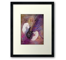 Music Is In MY Soul Framed Print