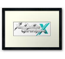 Xenoblade Chronicles X Framed Print