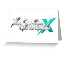 Xenoblade Chronicles X Greeting Card