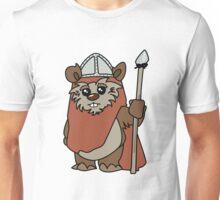 Shakespearean Star Wars: Ewok Knight Unisex T-Shirt