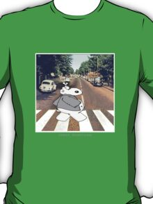 Chicot the Hippo, Classic Album - Shabby Lane T-Shirt