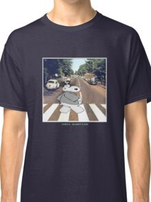 Chicot the Hippo, Classic Album - Shabby Lane Classic T-Shirt