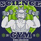 Science Gym by Paula García