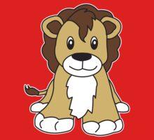 lion cute animal One Piece - Long Sleeve