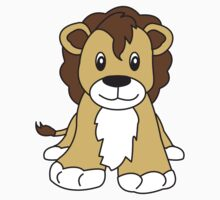 lion cute animal Kids Clothes