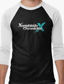 Xenoblade Chronicles X Men's Baseball ¾ T-Shirt