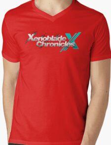 Xenoblade Chronicles X Mens V-Neck T-Shirt