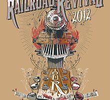 2012 Railroad Revival by Stephan Parylak