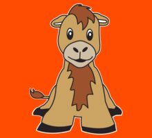 camel cute animal Kids Clothes