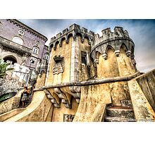 The Pena National Palace, Sintra - Portugal XII Photographic Print