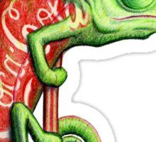 Cokemeleon Sticker