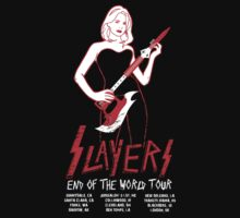 """Slayers """"End of the World Tour"""" by kentcribbs"""