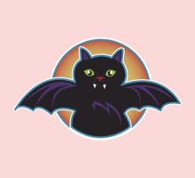 cute bat Kids Tee