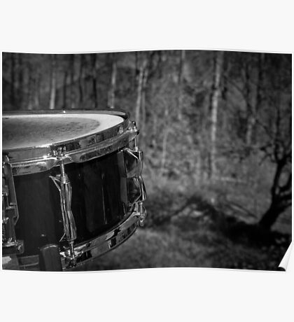 Music Nature: Snare 1 Poster