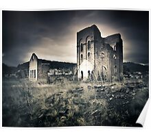 Lithgow Blast Furnace Poster
