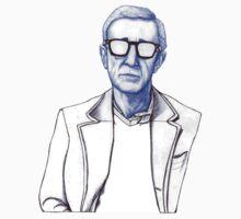 Woody Allen Baby Tee