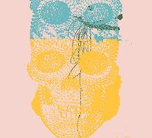 Skull VI by PrinceRobbie