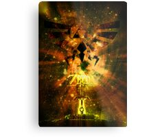 Legend of Zelda Poster Metal Print