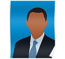 Obama Digital Illustration Poster