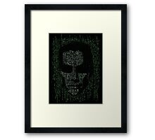 The Anomaly Framed Print